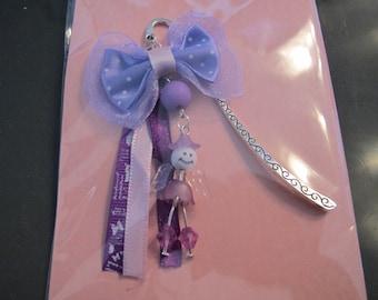 Purple Fairy bookmark