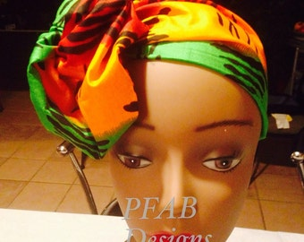 Ankara, Head wraps/ Ankara fabric/ African Clothing/ Ankara Dress/ Head Wrap