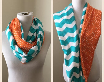 Dolphins scarf