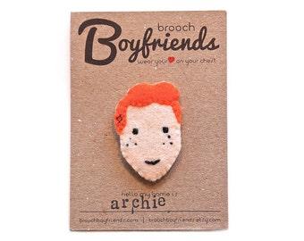 Archie Brooch