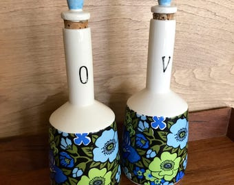 Vintage Oil & Vinegar Set
