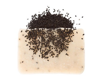 Black Seed Oil Soap, Organic Soap, Unscented Soap Handmade, Natural Soap, Cold Process Soap, Homemade Soap, Soap Bar, Soap for Men, Soap Men