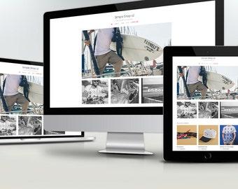 Simple Shop Wordpress E-commerce Theme