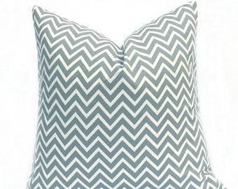 15% Off Sale Gray Pillow, Pillows, Gray Pillow Cover, Accent Pillow, Throw Pillow Cover, Gray pillows, Cushion Cover, Chevron Pillow, Decora