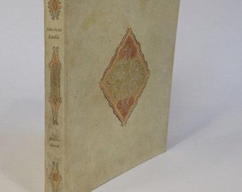 Mariette Lydis, Miniaturen In Liebesbillete, Love Songs by Erik-Ernst Schwabach, 1st Edition 1924, 18 original color Lithos, German Book