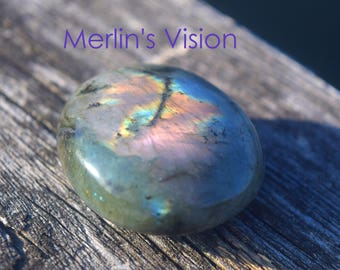Merlin's Vision 'Akashic Downloads and Psychic Protection'