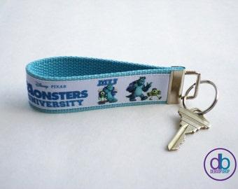 Monster's University Inspired Key Fob
