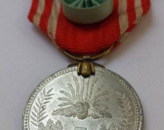 Japan red cross medal order 1940 -1945 WWII