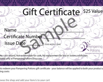 Personalized Voucher for Late Gift, Quick Gift for Teen, Retirement Token, Boss Present, Gift Certificate, Perfect Last Minute Gift,