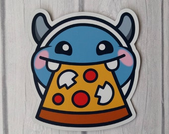 MAGNET beetlePizza Yeti Pizza Twitch Emote