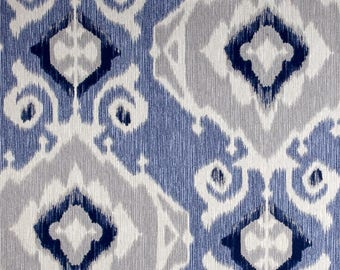 Delhi Yacht, Magnolia Home Fashions - Cotton Upholstery Fabric By The Yard