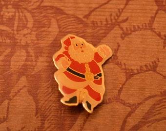 Small Santa Claus Pin
