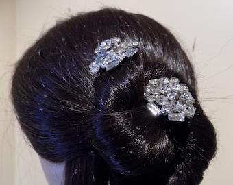 Long Hair Pins/ Wedding Hair Pins/ Thick Hair Pins
