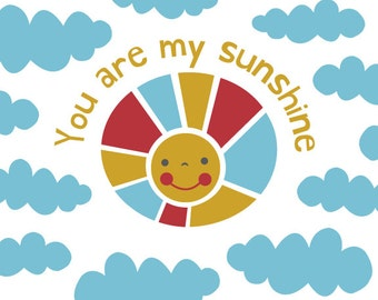 Sunshine Archival Print