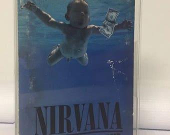 Nirvana Nevermind Cassette Tape Complete 1991