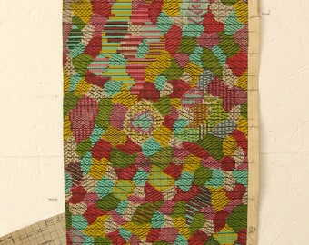 1920's French textile design