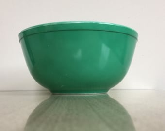 Green Pyrex Mixing Bowl Primary Color Pyrex Mixing Bowls  Pyrex 403  2-1/2qt Mixing Bowl