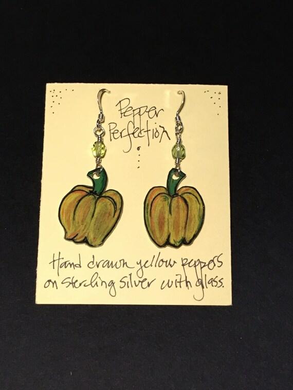 Pepper Perfection earrings