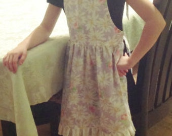 Little Miss Pinafore Apron