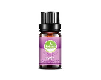 Violet Fragrance Oil - Jaimin Essence - Pure Violet Oil - Aromatherapy Oil- Therapeutic Grade - Pure Essential Oil - Violet Scent - Violet