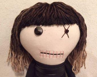 Jadis - Inspired by TWD - Creepy n Cute Zombie Doll (P)