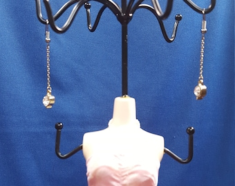 Dangle and Drop earrings, recycled