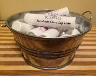 Mandarin Clove Lip Balm