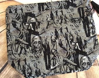 Zombie Sweater/blanket bag