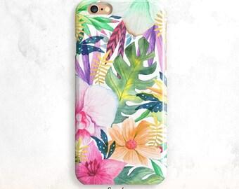 Floral iPhone X Case, Floral iPhone 8 Case, iPhone 7 Case, iPhone 6 Plus,iPhone SE Case,Flowers iPhone 6 Case,Floral 7 Plus,Floral 5/5S case