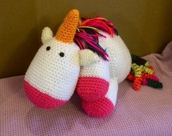 Cuddly Unicorn Stuffy