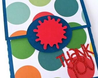 Art Teacher Gift Card Holder