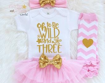 3rd Birthday Girl, It's My 3rd Birthday, Third Birthday Outfit Girl, 3rd Birthday Outfit Girl, Three Birthday Outfit, 3 Birthday Shirt 3B4P