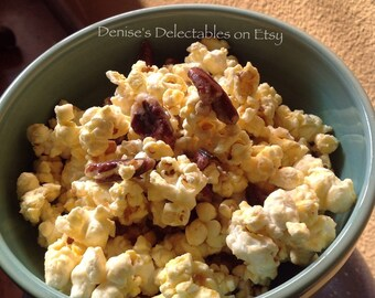 Curry thaï Popcorn