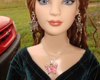 Tonner American Model #43pk Cissy 1/3 BJD SD 20 To 24 Inch Doll Jewelry Set