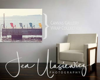 Personalize Any Fine Art Photography Print - make it 24x36 Canvas Gallery Wrap