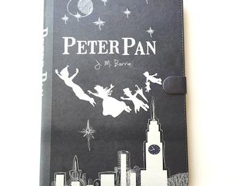 Peter Pan Book iPad, iPad mini, iPad Air, iPad Pro case