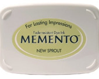Memento  New Sprout Ink Pad