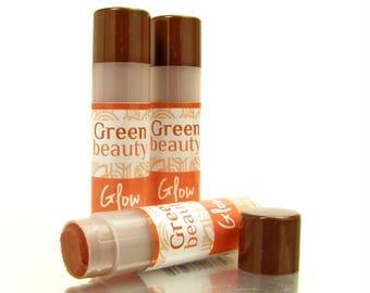 Lip tint, Glow, tinted lip balm, natural lip balm, natural lip tint, tinted balm, lip treatment, sheer lip color, natural makeup cosmetics
