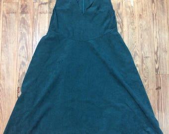 Vintage Tumbleweeds dress