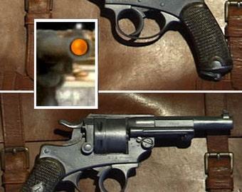 Prop French Lebel Pistol Revolver Movie The Mummy For Costume Returns