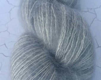 Myrtle Lace/2ply Mohair/Silk 'Thumper'