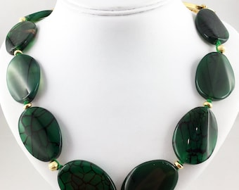 Exclusive handmade necklace exclusive made in Italy