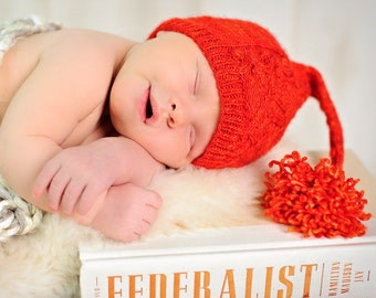 make your own Conduit Hat (DIGITAL KNITTING PATTERN) newborn baby toddler child