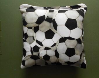 Soccer Corn hole Bags