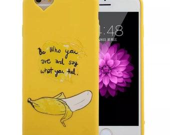 Banana iphone case 7+