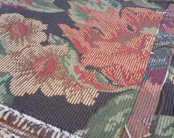 Heavy Weight Cotton Upholstery Fabric - BY THE YARD