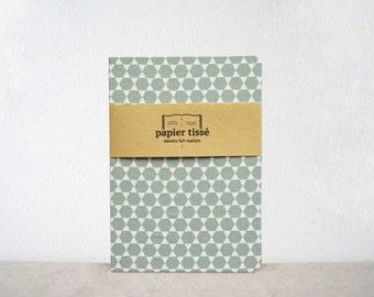 Green Hexagon pattern book