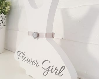 Flower girl keepsakes