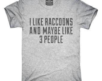Funny Raccoon Pet Owner T-Shirt, Hoodie, Tank Top, Gifts