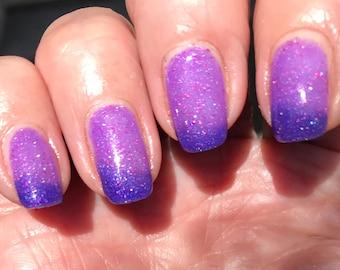 EvenDon't  thermal nail polish